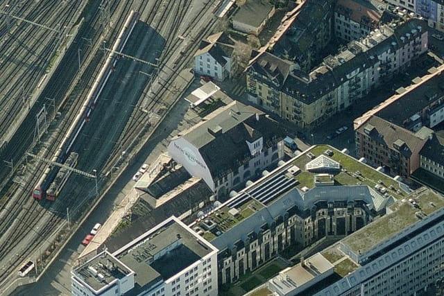 Musée des Arts appliqués de Zurich