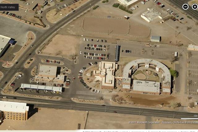 Le centre culturel Indian Pueblo