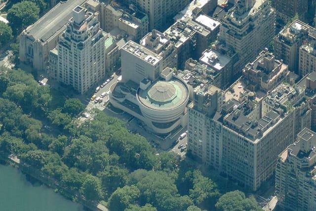 Solomon Guggenheim Museum de New York