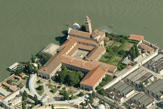 L'église San Michele in Isola