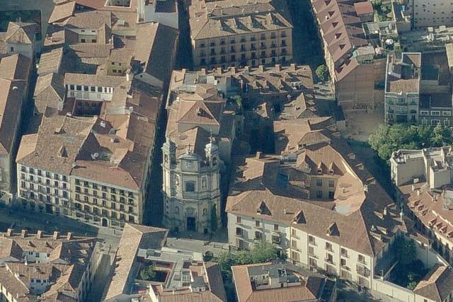 La basilique pontificale San Miguel