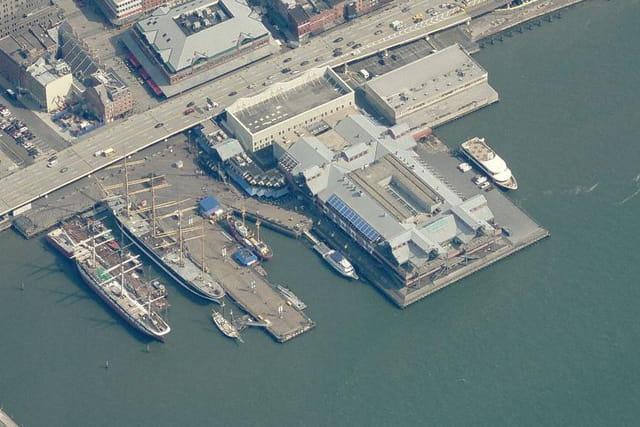 Le musée de South Street Seaport