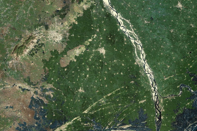 Réserve naturelle des Sundarbans