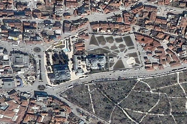 La mosquée de Mevlâna