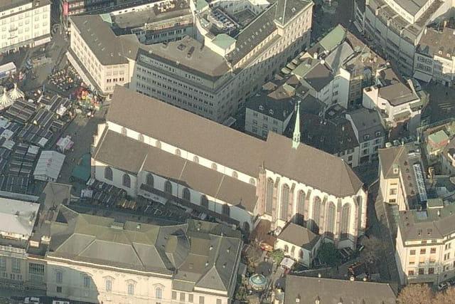 Le musée historique de Bâle