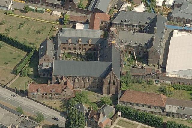 L'abbaye de la Byloke