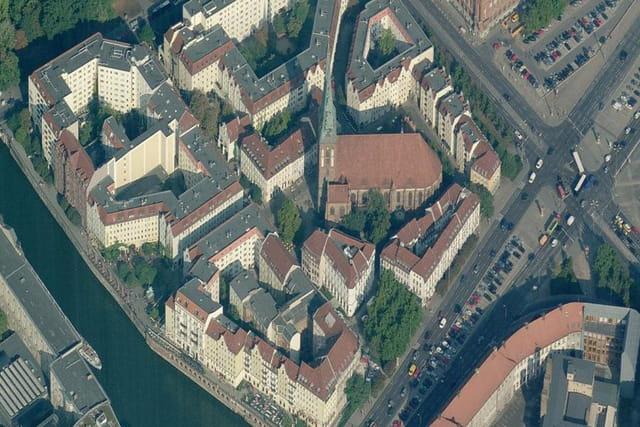 Le quartier Saint-Nicolas