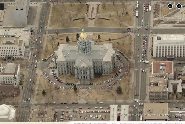 Le Capitole de l'État du Colorado