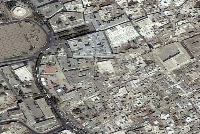 La mosquée Sidi Youssef