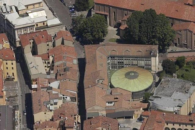 L'église des Ermites