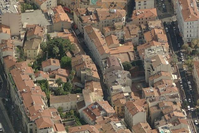 Rue Meynadier de Cannes