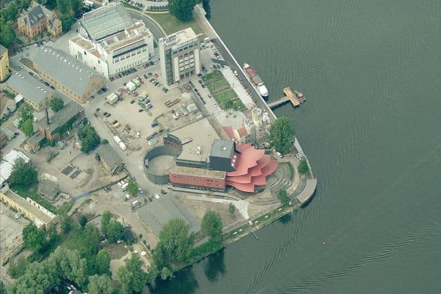Le théâtre Hans-Otto