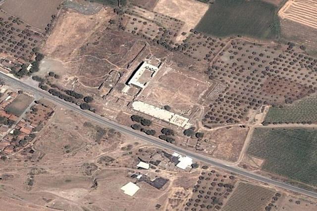 Le temple d'Artémis de Sardes
