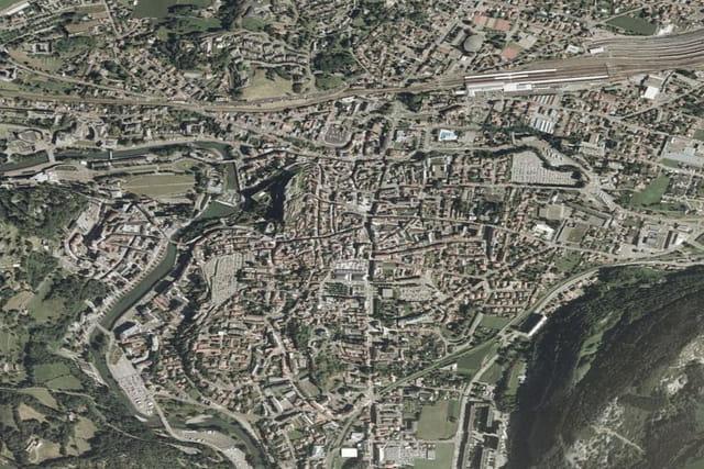 Le cachot de Lourdes
