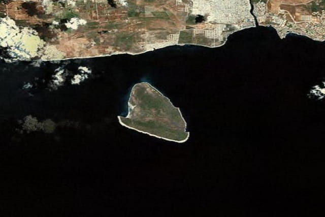 L'île Catalina