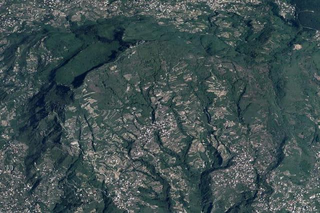 Le mont Epoméo