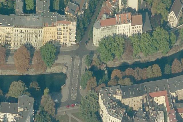 Le Landwehrkanal