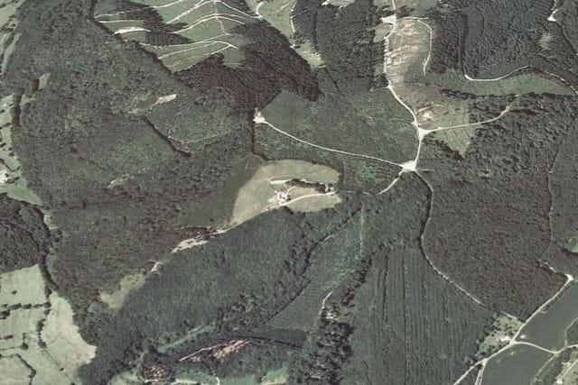 Le mont St-Romain