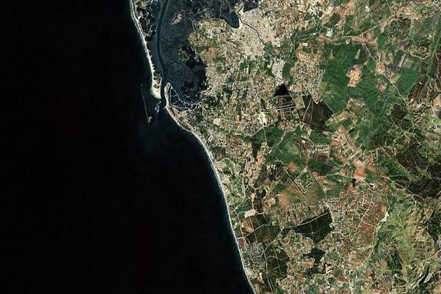 La plage de la Barrosa