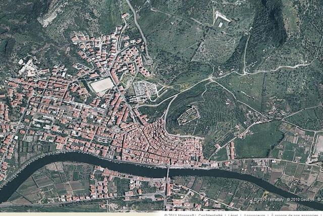 Le château de Serravalle ou château de Malaspina
