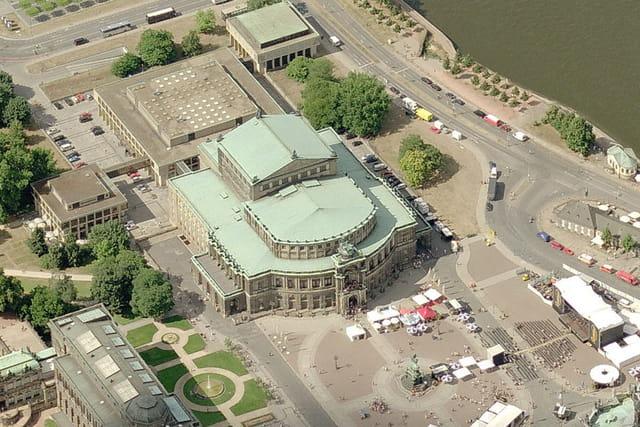 Opéra Semper de Dresde