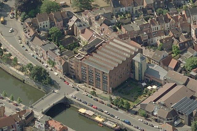 Le musée d'archéologie industrielle et du textile de Gand