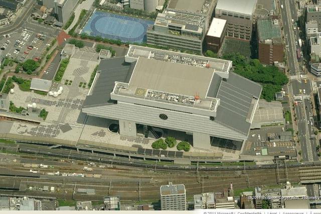 Le musée Edo de Tokyo