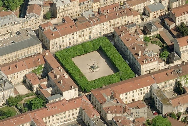 Place d'Alliance à Nancy