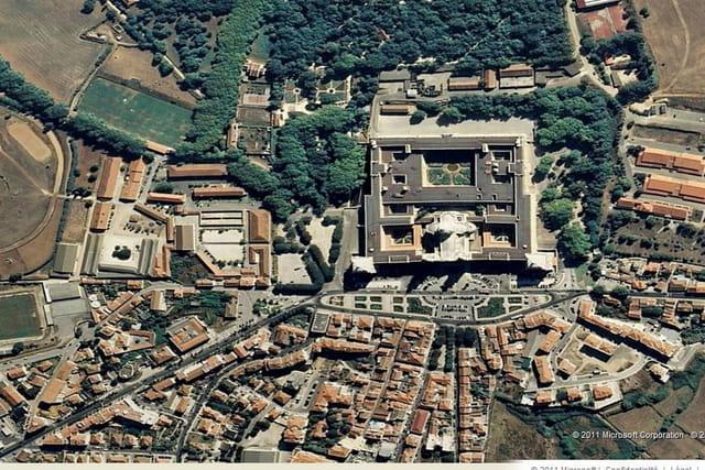 La basilique de Mafra