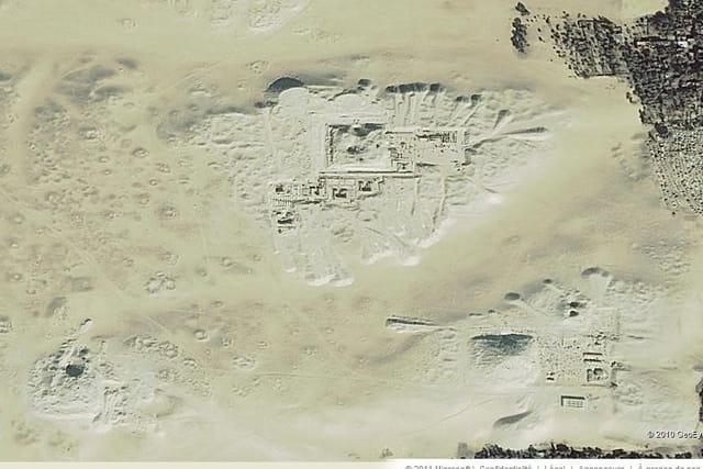 Le complexe funéraire d'Ounas