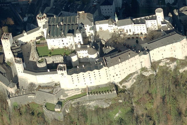 Forteresse de Hohensalzburg