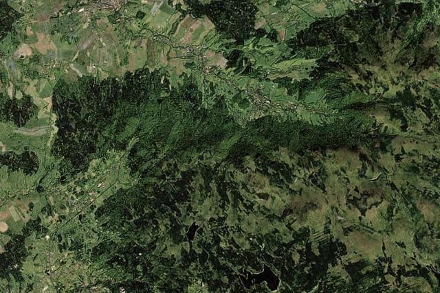 Région protégée des monts Jizerské Hory