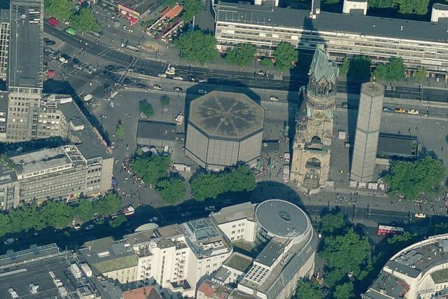 Kurfürstendamm de Berlin
