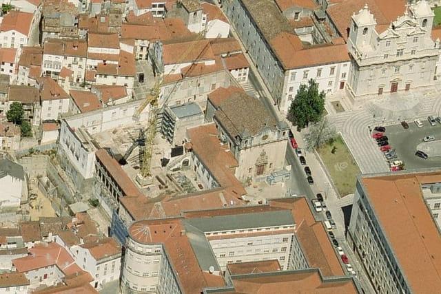 Musée National Machado de Castro à Coimbra