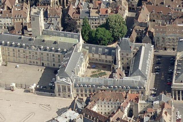 Le musée des Beaux-Arts de Dijon