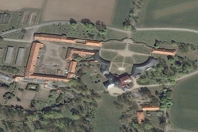 Le château de Veltrusy