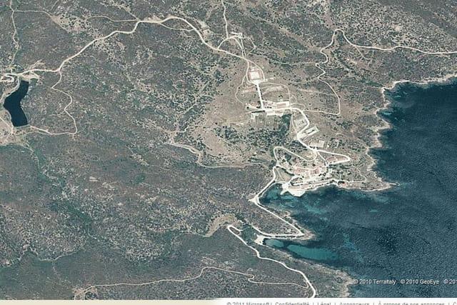 Les plages de l'île de l'Asinara