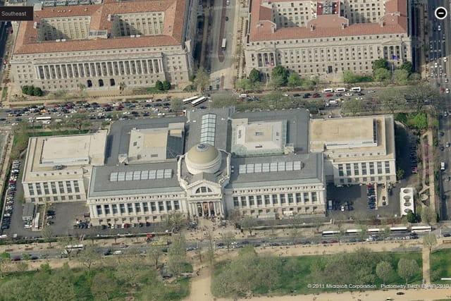 Le musée national d'histoire naturelle