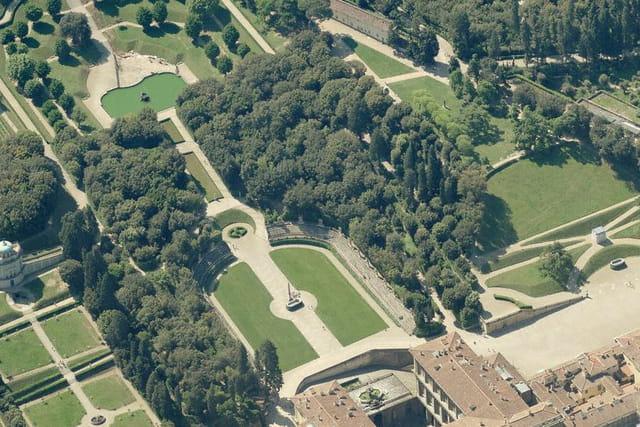 Les jardins de Boboli
