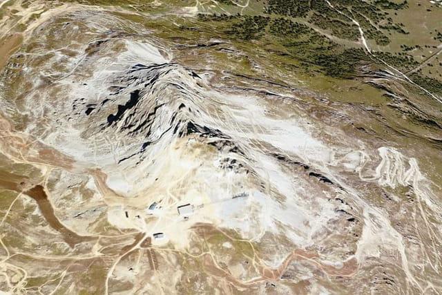 Le rocher de Bellevarde