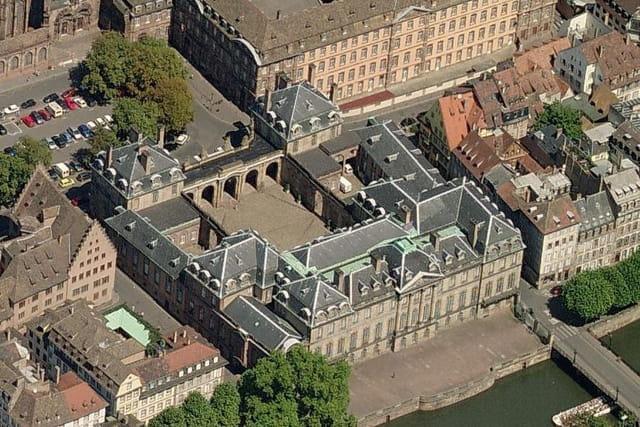 Le musée archéologique de Strasbourg