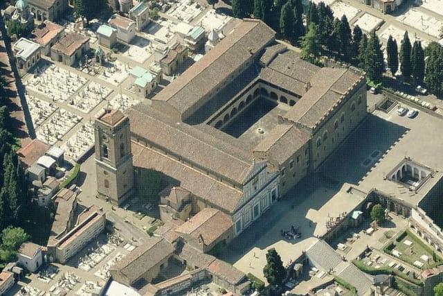La basilique San Miniato al Monte