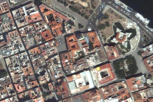 Le palais du comte de Casa Bayona