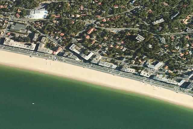 Le front de mer de La Baule