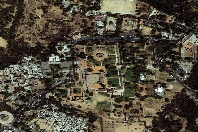 Qutb Minar de Delhi