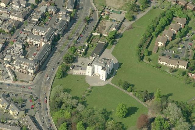 Le château de Rathfarnham