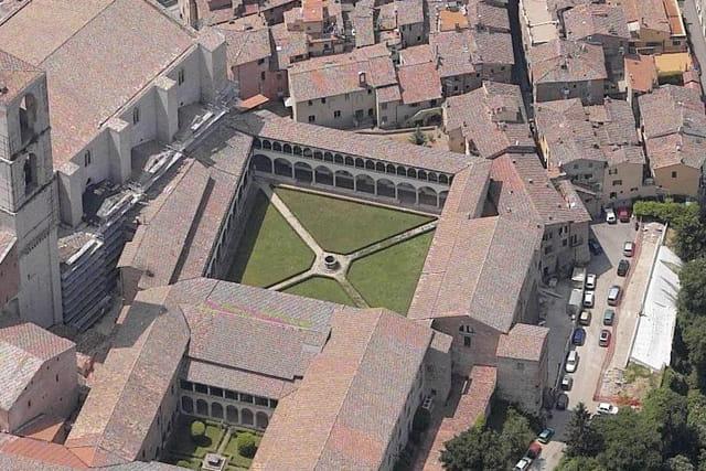 Le musée archéologique national de l'Ombrie