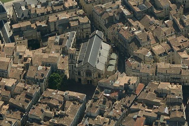 Église Saint-Pierre de Bordeaux