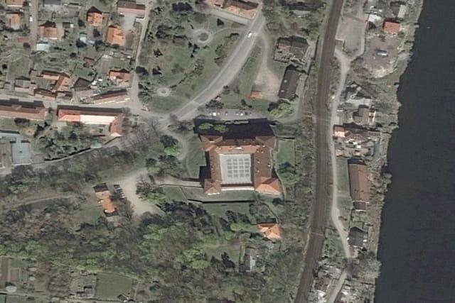 Le château de Nelahozeves