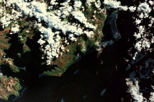 La baie de Port Boisé
